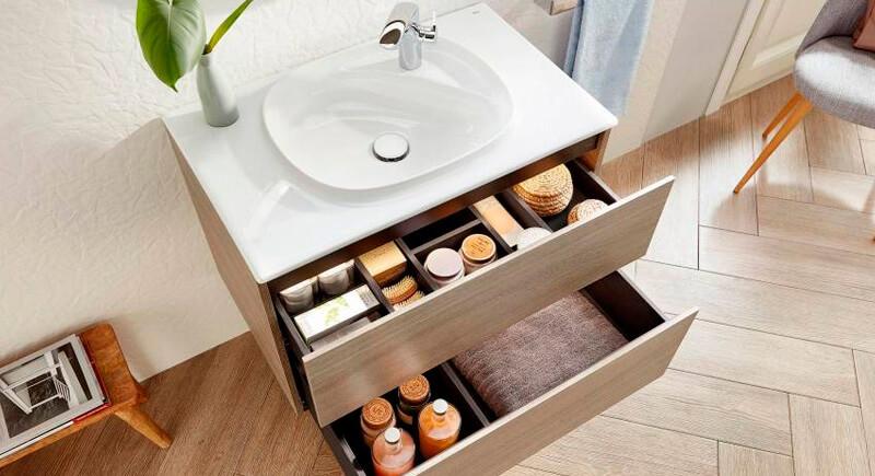 Qué tipo de mueble eliges para tu baño