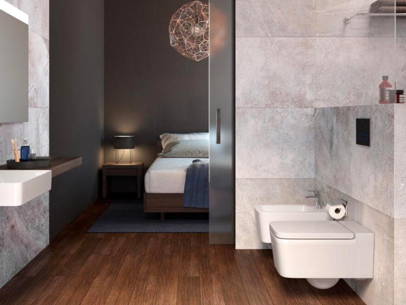 Actualiza tu baño con inodoros suspendidos