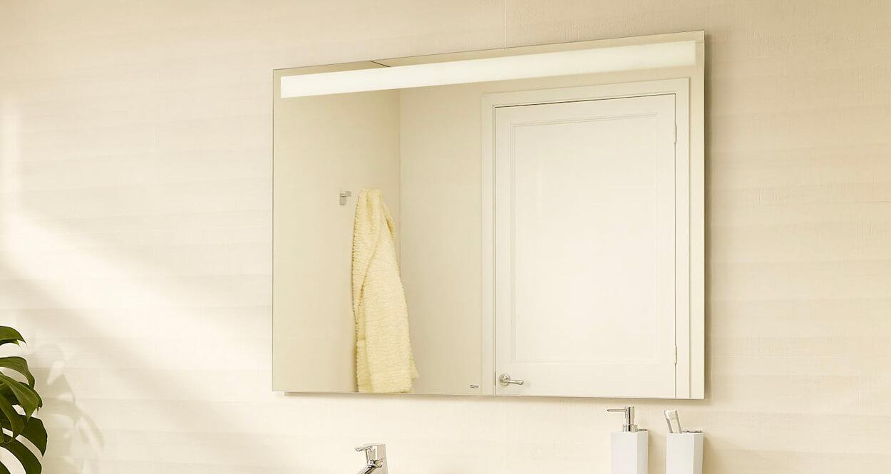 Apuesta por los armarios con espejos para conseguir más funcionalidad